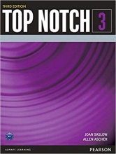 کتاب Top Notch 3 ویرایش سوم