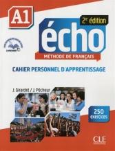 کتاب Echo - Niveau A1- 2eme edition