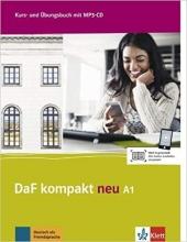 کتاب آلمانی داف کامپکت جدید DaF Kompakt Neu A1