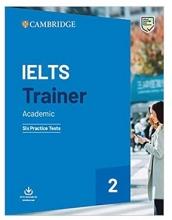 کتاب Cambridge Ielts Trainer 2 - Academic