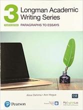 کتاب زبان  لانگمن آکادمیک رایتینگ Longman Academic Writing 3