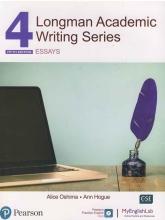 کتاب زبان  لانگمن آکادمیک رایتینگ Longman Academic Writing 4
