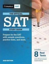 کتاب Official SAT Study Guide 2020 Edition by The College Board