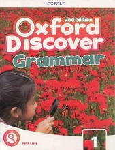 کتاب Oxford Discover 1 2nd - Grammar +CD