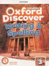 کتاب Oxford Discover 3 2nd - Writing and Spelling