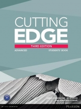 کتاب آموزشی کاتینگ ادج ادونسد (Cutting Edge Third Edition Advanced (S.B+W.B+CD