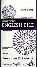 فلش کارت American English File Starter ویرایش دوم