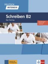 کتاب Schreiben B2 Deutsch INTENSIV