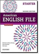کتاب American English File 2nd Edition: Starter سايز کوچک