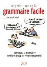 Le petit livre de la grammaire facile