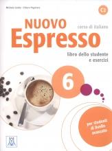کتاب ایتالیایی اسپرسو  NUOVO Espresso 6 C2
