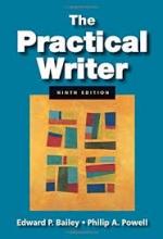 کتاب زبان The Practical Writer with Readings 9th Edition