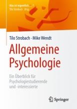 كتاب آلماني Allgemeine Psychologie
