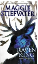 كتاب  رمان انگلیسی پادشاه کلاغ The Raven King - The Raven Cycle 4