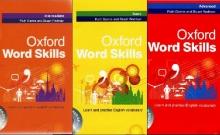 مجموعه 3 جلدی Oxford Word Skills رحلی