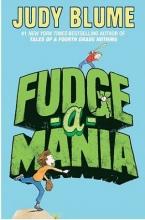 كتاب رمان انگليسی خل بازی های قندعسل Fudge-a-Mania - Fudge 4