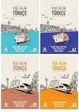 مجموعه چهار جلدی کتاب یدی اکلیم هفت اقلیم   Yedi İklim Türkçe Ders Kitapları