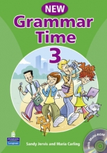 Grammar Time 3 New Edition