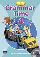 Grammar Time 4 New Edition