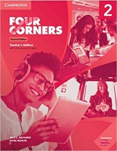 كتاب معلم (Four Corners Level 2 Teacher's Edition (2ND
