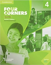 كتاب معلم (Four Corners Level 4 Teacher's Edition (2ND