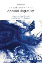 كتاب An Introduction to Applied Linguistics 3th Edition