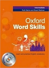 کتاب Oxford Word Skills Intermediate With CD سايز بزرگ