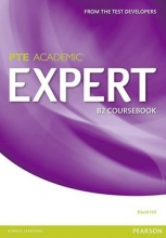 کتاب PTE ACADEMIC EXPERT B2 سياه و سفيد