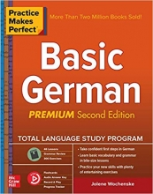 كتاب Practice Makes Perfect: Basic German