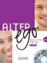 کتاب  Alter EGO Plus C1 (S.B+W.B)+CD
