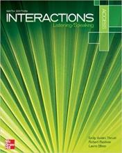 كتاب Interactions Access Listening And Speaking 6th Edition