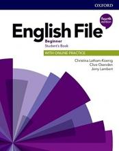 كتاب English File Beginner (4th) SB+WB+CD
