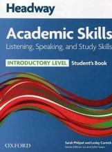 كتاب Headway Academic Skills Introductory Listening Speaking and Study Skills+CD