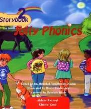 كتاب Story Book 2 Jolly Phonics+CD