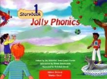 كتاب Story Book 1 Jolly Phonics+CD