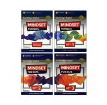 مجموعه چهار جلدی کمبریج انگلیش مایندست فور آیلتس Mindset For IELTS
