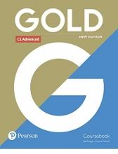 کتاب Gold C1 Advanced New Edition Coursebook+Exam Maximizer + CD