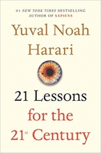 كتاب 21Lessons for the 21st Century