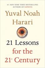كتاب 21Lessons for the 21st Century