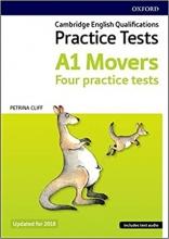 كتاب Practice Tests: A1 Movers + CD