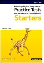 كتاب Practice Tests: Pre A1 Starters + CD
