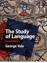 كتاب د استادی آف لنگوویج ویرایش هفتم The Study of Language 7th Edition by Gorge Yule جورج یول