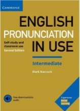 کتاب Cambridge English Pronunciation in Use Intermediate 2nd Edition