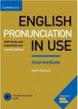 کتاب انگلیش پرنانسیشن این یوز اینترمدیت ویرایش دوم Cambridge English Pronunciation in Use Intermediate 2nd Edition