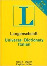 كتاب Langenscheidt Universal Dictionary Italian