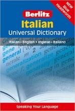 كتاب Berlitz Italian Universal Dictionary