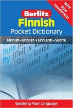 كتاب Berlitz Finnish Pocket Dictionary