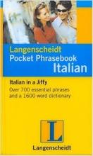 كتاب Langenscheidt Pocket Phrasebook Italian