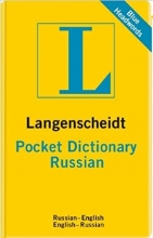 كتاب Russian Langenscheidt Pocket Dictionary