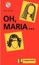 کتاب زبان آلمانی oh Maria A1